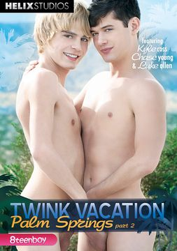 Twink Vacation Palm Springs 2