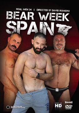 Real Men 34: Bear Week Spain