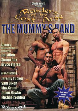 Raiders Of The Lost Arse: The Mummy's Hand