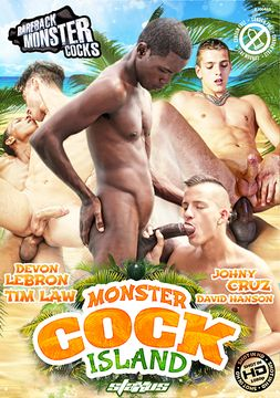 Bareback Monster Cocks: Monster Cock Island