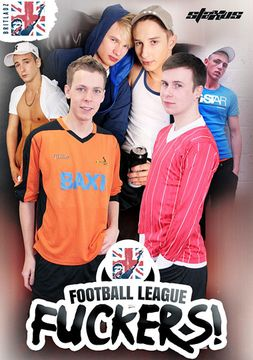 Brit Ladz: Football League Fuckers