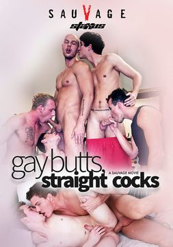 Gay Butts, Straight Cocks